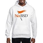 NetBSD Devotionalia + TNF Support Hooded Sweatshir