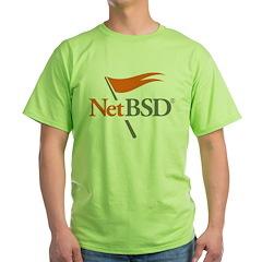 NetBSD Devotionalia + TNF Support T-Shirt