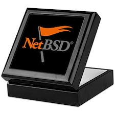 NetBSD Devotionalia + TNF Support Keepsake Box