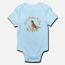 Robin Infant Bodysuit