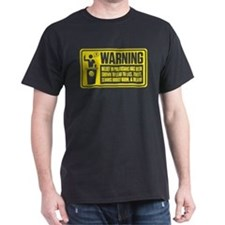 Warning: Politicians T-Shirt