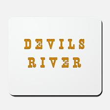 Devils River Mousepad