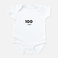 100crew Body Suit