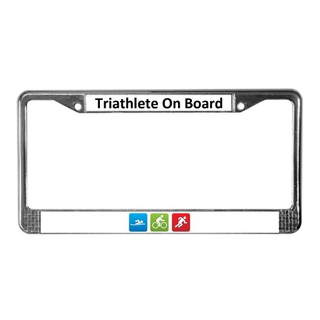 Triathlete On Board