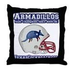 State Champions Since 8000BC Throw Pillow