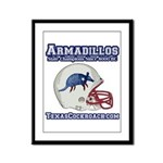 State Champions Since 8000BC Framed Panel Print