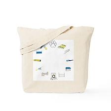 Agility Circle Tote Bag