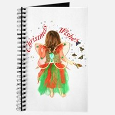 Christmas Fairy Journal