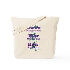 TNT Triathlon Mommy Tote Bag