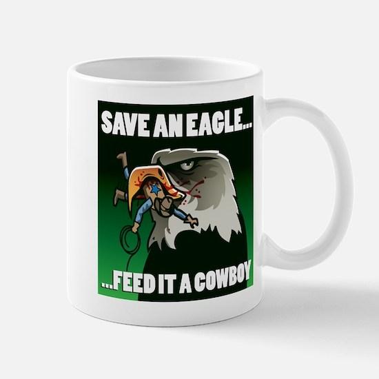Eagles Football Mug