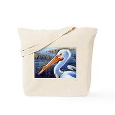 Cute Pelican Tote Bag