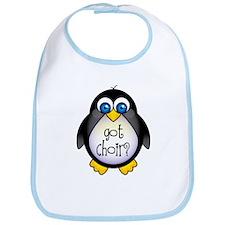 Cute Penguin Choir Bib