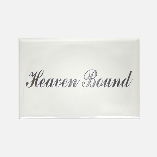heaven bound Rectangle Magnet