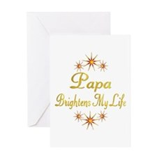 Papa Greeting Card