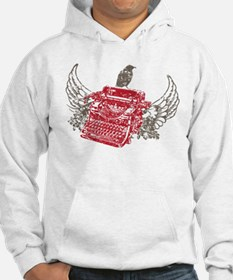 Writer Jumper Hoody