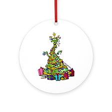 Durkin's Dragons Ornament (Round)