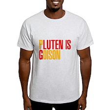 Gluten is Poison T-Shirt