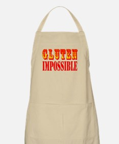 Gluten Impossible Apron