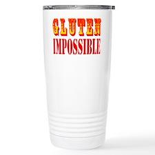 Gluten Impossible Travel Mug