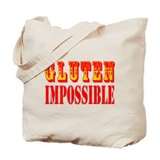 Gluten Impossible Tote Bag