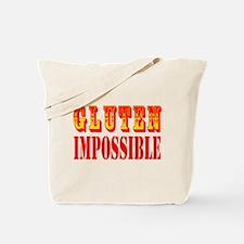 Gluten Impossible Tote Bag
