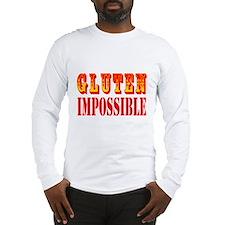 Gluten Impossible Long Sleeve T-Shirt