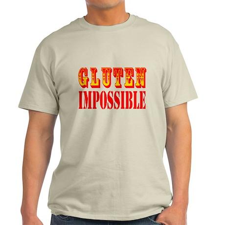 Gluten Impossible Light T-Shirt