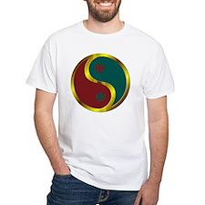 Templar Prosperity Symbol on a Shirt