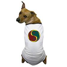 Templar Prosperity Symbol on a Dog T-Shirt