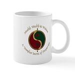 Templar Prosperity Symbol on a Mug