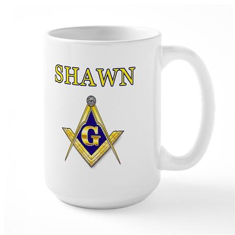 SHAWN Large Mug