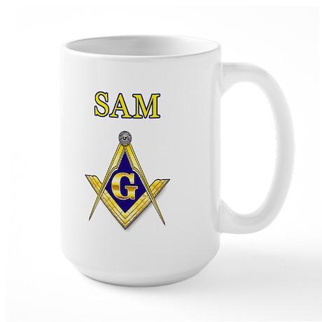 SAM Large Mug
