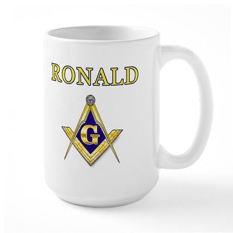 RONALD Large Mug