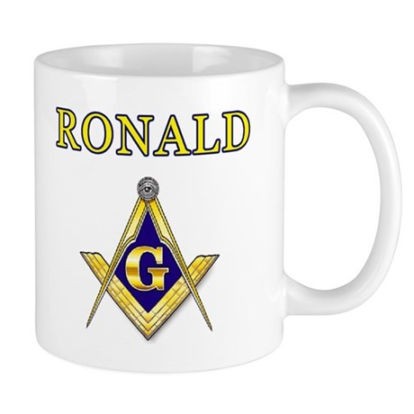 RONALD Mug