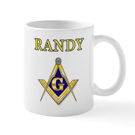 RANDY Mug