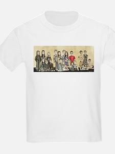 Unique Twilight wolf pack T-Shirt