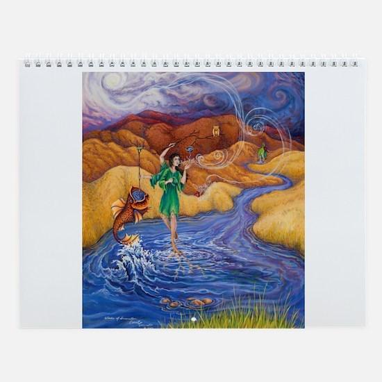Carol Connett 2010 Calender Wall Calendar
