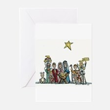 Cute Rejoice Greeting Cards (Pk of 20)