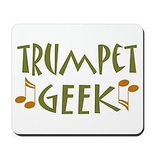 Trumpet Geek Mousepad