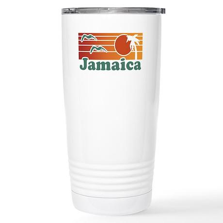 Jamaica Stainless Steel Travel Mug