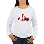 Viking Warrior Women's Long Sleeve T-Shirt