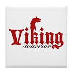 Viking Warrior Tile Coaster