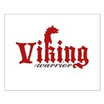 Viking Warrior Small Poster