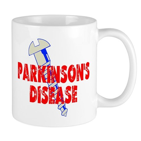 Screw Parkinson's Disease Mug