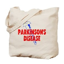 Screw Parkinson's Disease Tote Bag