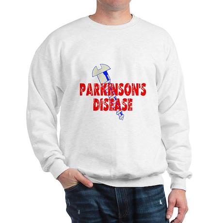 Screw Parkinson's Disease Sweatshirt