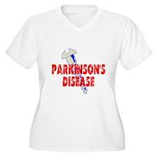 Screw Parkinson's Disease T-Shirt