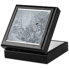 Winter Wonderland Keepsake Box