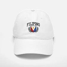 Filipino Baseball Baseball Cap