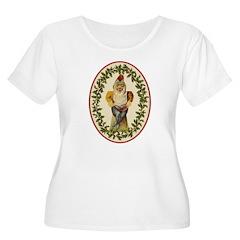 Christmas Elf Paper Doll 2 T-Shirt